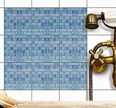 mosaique pour credence cuisine adhésif carrelage mosaique pour faience salle de bain et cuisine