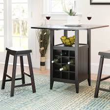 Yellow Bar Table Drop Leaf Pub Tables U0026 Bistro Sets You U0027ll Love Wayfair
