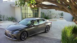 lexus ls xf 50 5 things to know about the new lexus ls youtube