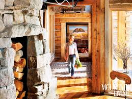 rustic redefined mountain living july 2012