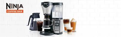 ninja coffee bar clean light keeps coming on ninja coffee bar auto iq brewer with glass carafe cf080 walmart com