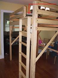 Bunk Bed Ladder Loft Bed King Loft Beds Bunk Bed