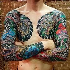 271 best sleeve tattoos images on pinterest yakuza tattoo