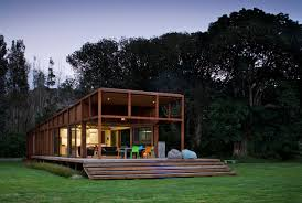 great barrier house crosson clarke carnachan architects archdaily