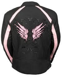 pink motorcycle jacket ladies textile jacket bikerswearonline