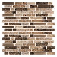 Brown Glass Tile Backsplash by Glass U0026 Stone Tile Mosaic Tile The Tile Shop