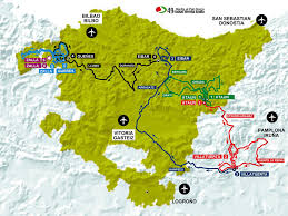 el pais vasco 2010 vuelta al pais vasco route preview results and