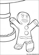 shrek coloring pages coloring book