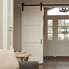 interior sliding barn doors for homes easylovely interior sliding barn door about remodel creative home