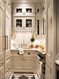 small kitchins with different upper and lower cabinets exclusive