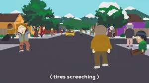 driving car crash gif by south park find u0026 share on giphy