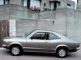 mazda coupe mazda 818 coupe u00271975 u201377
