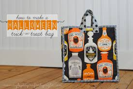 halloween trick or treat bag eighteen25