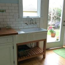 kitchen alcove ideas wall mount apron sink best farmhouse utility sinks ideas on rustic