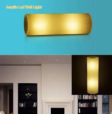 smd5730 6w acrylic wall lamp led sconce bracket light bedroom wall