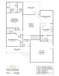 two new listings the monterey floor plan