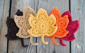 amigurumi leaf pattern free crochet coaster patterns for every occasion