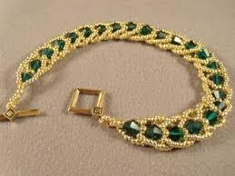 free bead bracelet patterns images Free pattern for beaded watch bracelet bracelets jewelry