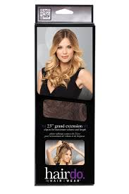 hairdo extensions hair extensions 23 inch grand extension kit by hairdo