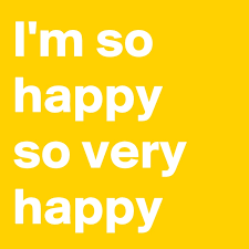 i m so happy so happy post by nerdword on boldomatic