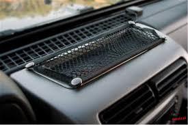 jeep wrangler yj dashboard glove box and trail dash net kit 97 06 jeep wrangler tj