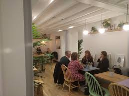 Ella Dining Room And Bar Mae By Deliciously Ella Is Open That U0027s London Baby