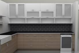 Replace Kitchen Cabinet Doors With Glass Unique Cupboard Glass Designs With Replacement Kitchen Cabinet