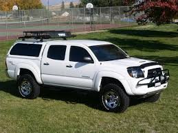 toyota truck shell toyota tacoma with cer shell garage cer