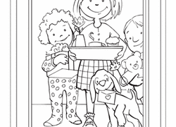 honor your father and mother coloring page mother u0027s day worksheets u0026 free printables education com
