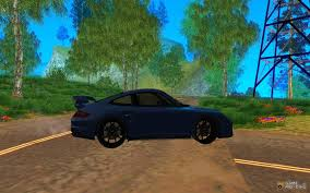 porsche inside view porsche 911 997 gt2 black edition for gta san andreas
