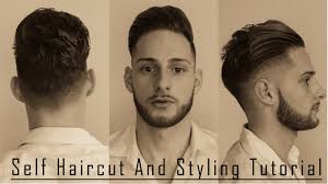 best how to cut your own hair tutorial and styling undercut