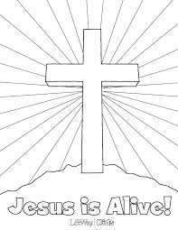 Best 25 Jesus Easter Ideas On Jesus Found Clipart Pigs With Bunnies At Easter Day Coloring Pages Collection