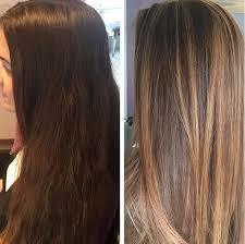 foil highlights for brown hair the 25 best full head highlights ideas on pinterest brown hair