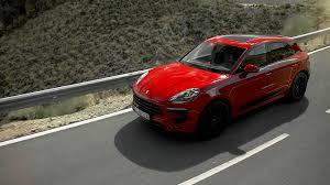 Porsche Macan Red - 2016 porsche macan gts youtube