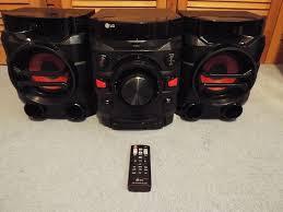 lg audio u0026 hi fi systems mini hifi u0026 stereo systems lg uk lg cm4360 230w hifi unit in pershore worcestershire gumtree
