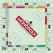 blank monopoly board template pinterest the world s catalog of