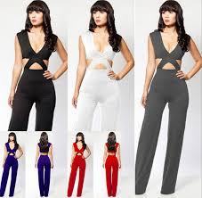 jumpsuits for evening wear sale fashion s suits jumpsuits irregular