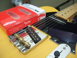fender vintage noiseless telecaster by júnior ferreira youtube
