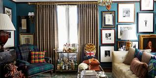 English Country Style Living Room How To Decorate With English - Ralph lauren living room designs