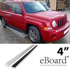 jeep patriot nerf bars eboard running boards