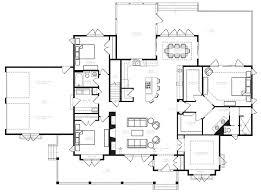 modern cabin floor plans modern luxury house plans ideas the