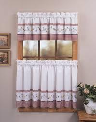Beautiful Kitchen Curtains Design Layouts Simple Window Excellent - Simple kitchen curtains