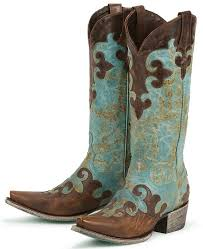 womens boots cheap sale boots s dawson cowboy boots turquoise brown