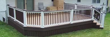 cortland custom decks deck repairs in cortland ny