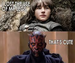 Darth Maul Meme - darth maul in game of thrones the something awful forums