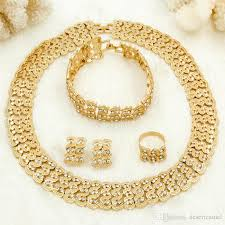 indian necklace sets images 2018 indian jewelry sets 24k gold plated dubai gold woman fashion jpg