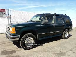 1994 ford explorer xlt 1994 ford explorer information and photos zombiedrive