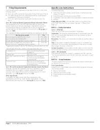 Power Attorney Form California by California Franchise Tax Board Forms Lotcos