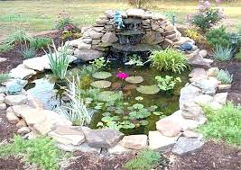 Garden Pond Ideas Small Garden Pond Ideas Best Small Garden Ponds Ideas Only On