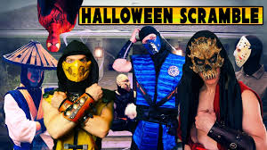 Halloween Costumes Mortal Kombat Mortal Kombat Halloween Mkx Parody